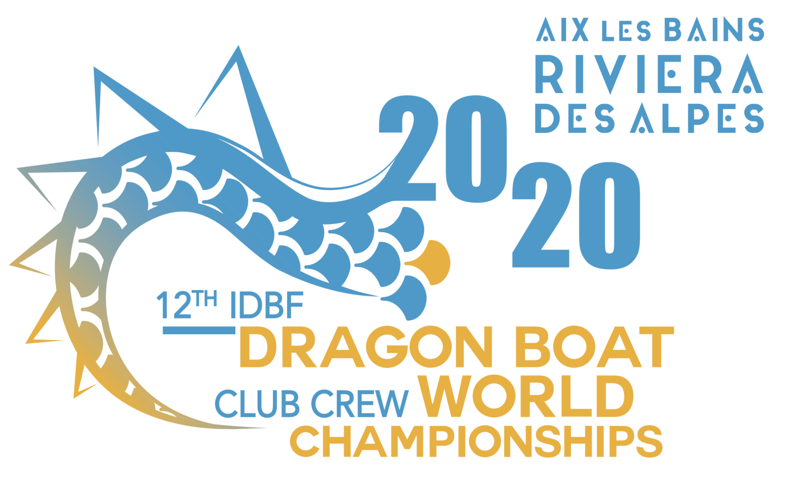 dragonboat aix2020 12TH IDBF CLUB CREW WORLD CHAMPIONSHIPS